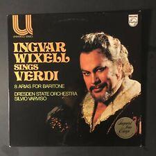 INGVAR WIXELL sings VERDI