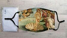 The Birth of Venus face mask (Sandro Botticelli)