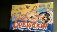 Milton Bradley 4545 Operation Game with Cards Kids 6 years and up