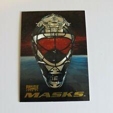 1996-97 Pinnacle Masks #8 Stephane Fiset