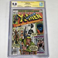 X-Men Uncanny 111 CGC 9.0 Signature Series Chris Claremont Mesmero Magneto
