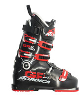 Nordica GPX 130 Downhill Men's Ski Boots SIZE 27.0 - Flex 130 - Last 98mm
