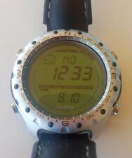 """Reloj Digital para hombres De Aluminio-carbono Finlandia Suunto """"X-Lander"""". Alti Baro, brújula,"""