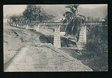 Africa SIERRA LEONE Freetown Railway at Saw Pitt u/b PPC 1911