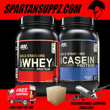 OPTIMUM NUTRITION 100% WHEY GOLD 2LB FREE POST 24HR DISPATCH