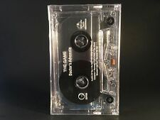 THE GAME - doctors advocate - BRAND NEW SEALED CASSETTE TAPE hiphop