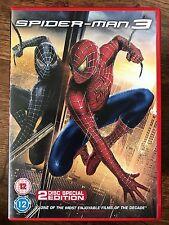 TOBEY MAGUIRE KIRSTEN DUNST Spider-Man 3~2007 MARVEL UNIVERSE Disco 2GB DVD