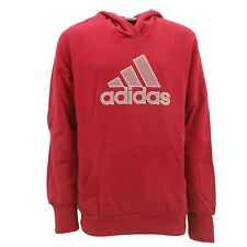 Girls Kids Youth Size Official Adidas Pink Sweatshirt New With Tags