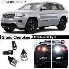 921 7440 White Reverse Backup LED Lights Bulb Fits Jeep Grand Cherokee 2011-2015