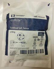 Covidien Nellcor MAXFAST Forehead SpO2 Sensor with OxiMax Technology