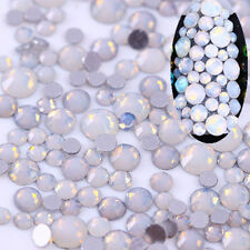 300pcs Mixed 3D Nail Art Rhinestones Glitters Acrylic Tips  Decor DIY