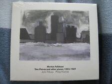 Two Pieces Morton Feldman Contemporary Music 2 Pianos & other pieces