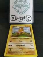 POKÉMON SET BASE UNLIMITED DIGLET COMUNE 47/102 NM