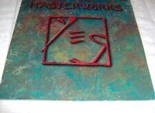 YES - 5 AUTOGRAPHS 2000 MASTERWORKS CONCERT TOUR PROGRAM BOOK just Beautiful