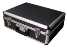 PROFTECH Quality Aluminium Tools / Equipment/Brief/ Case / Box Large Size Black