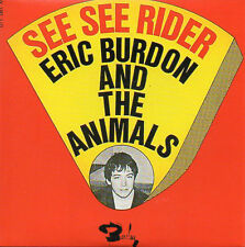 CD Single The ANIMALS - Eric BURDON	See see rider - EP - 4-track CARD SLEEVE