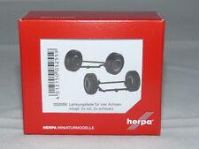 herpa 052559 Lenkungsteile 2007 für LKW (4 Stück) NEU + OVP