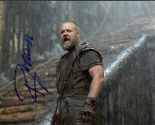 Russell Crowe - Gladiator - Beautiful Mind - Noah - 8x10 Signed Photo Autograph