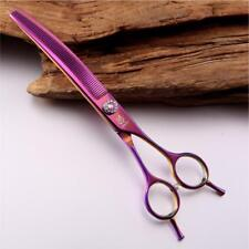 High Quality Pet Dog Grooming Scissors Curved Thinning Shears Thinning