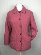 Ladies Jack Murphy Outdoor Jacket/coat Size 12 Quilted Pink Casual *Hardly Worn*