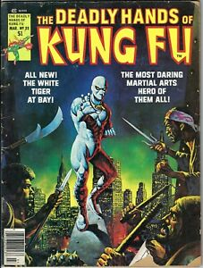 THE DEADLY HANDS OF KUNG FU 22