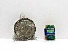 Dollhouse Miniature Scouring Pad Package - 1:12 Scale