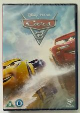 Cars 3 (DVD) Disney - Pixar - Owen Wilson - New and Sealed
