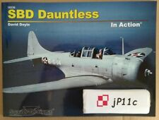 SBD Dauntless in action New Edit- Squadron Signal