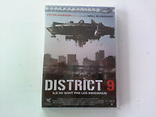 District 9 Edition Prestige Neill Blomkamp DVD PAL Zone 2 FR NEUF/NEW