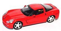 1/43 CHEVROLET CORVETTE Z51 DeAgostini SUPERCARS DIECAST MODEL CAR En vitrina