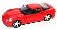 1/43 CHEVROLET CORVETTE Z51 DeAgostini SUPERCARS DIECAST MODEL CAR En vitrina