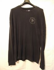NEW Monte Carlo Polo & Jockey Club XL Black Men's Sweater - Exceptional Value!