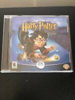 Harry Potter and the Sorcerer's Stone (PC, 2001) Computer Video Game EA Games N