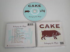 CAKE/PROLONGING-THE MAGIC(VOLCAN 9210352) CD ALBUM