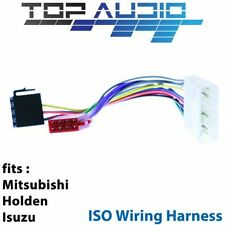 Car Audio & Video Wire Harnesses for Holden Colorado