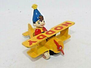 Corgi Comics Noddy's Plane. Vintage model 1985 Die-cast