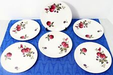 LOT of  6 Ridgway England Bromsgrove Bread and Butter Plates 6""