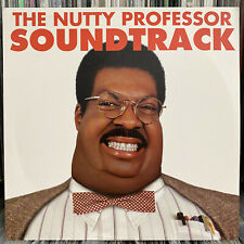 THE NUTTY PROFESSOR SOUNDTRACK (VINYL LP)  1996!!!  RARE!!!  JAY-Z + RAEKWON!!!