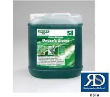 Unger Liquid 5 Liter Profi Fensterseife Glasreinigung Fensterreinigung FR500