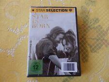 Bradley Cooper  Lady Gaga    A Star is Born    DVD   NEU   OVP