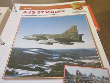 Faszination 5 121 Saab Viggen Jäger Schweden