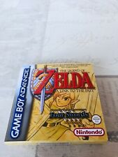 Caja  (Repro) Zelda A Link To The Past, Four Swords(Game Boy Advance)