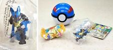 Pokemon Get Collections Candy I Choose You! LUCARIO in GREAT BALL Takara Tomy NW