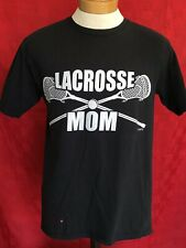 Worn Once Lacrosse Lax Mom T-shirt size medium - For Your Kids Game