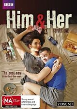 Him & Her: The Complete Series 1 NEW R4 DVD