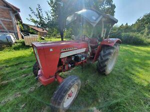 Traktor ihc Case ih Schlepper mc cormick