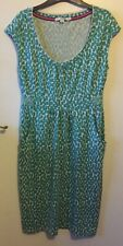 Boden Cotton Mix Jersey Dress, Size 10