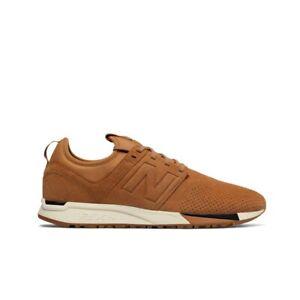 New Balance 247 Luxe (Tan/Wheat) Men Shoes MRL247WT