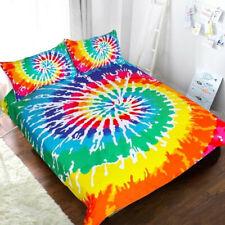 New listing Home Textile 3D Colorful Child 2/3pcs Bedding Duvet Cover Set Us Twin Size