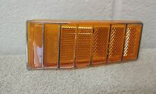 Vintage GM 1977 Impala front marker lamp assembly  # 913859, Guide 1B, LH